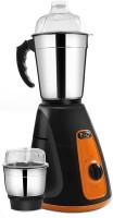 Prolife Jazz Pro 500 Mixer Grinder(Black & Orange, 2 Jars)