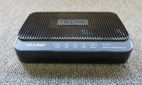TP-Link TP LINK TD-8817 Router(Black)