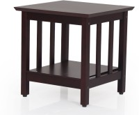 View jfa Portland Side Table Solid Wood Side Table(Finish Color - Rosewood) Furniture (JFA)