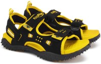 Footfun by Liberty Boys & Girls Velcro Sports Sandals(Blue)