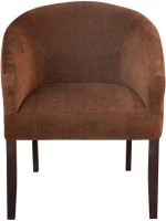 View Inliving Solid Wood Living Room Chair(Finish Color - Mocha & Walnut) Furniture (InLiving)