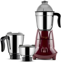 Butterfly Jet 3 750 W Mixer Grinder(Cherry Red, 3 Jars)