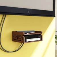 View A. S Wood MDF Wall Shelf(Number of Shelves - 1) Furniture (A. S Wood)