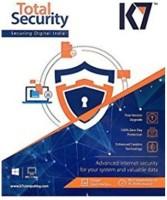 K7 Total Security 1 User 1 Year(CD/DVD)