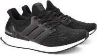 ADIDAS ULTRABOOST Running Shoes For Men(Black)