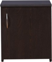 View FULLSTOCK Classy Engineered Wood Bedside Table(Finish Color - Wenge) Furniture (FULLSTOCK)