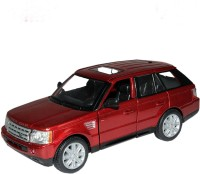 Kinsmart 5'' 1:38 Scale Range Rover Sport Car Toys for Kids from Smiles Creation (Multicolor)(Multicolor)