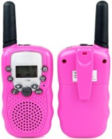 View ShopyBucket New generation Portable Walkie Talkie Walkie Talkie Set-1 Walkie Talkie(Red) Home Appliances Price Online(ShopyBucket)