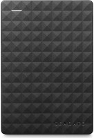 View Seagate 1 GB External Hard Disk Drive with  50 GB  Cloud Storage(Textured Black) Price Online(Seagate)
