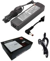 View Lenovo G475 SERIES 65W Original 65 W Adapter(Power Cord Included) Laptop Accessories Price Online(Lenovo)