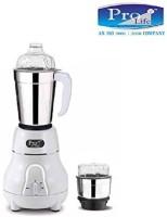 prolife Mini Matka 450 Mixer Grinder(White, 2 Jars)
