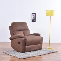 View Furny Foam Manual Recliners(Finish Color - Beige) Furniture (Furny)