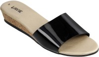 Lavie Women Black Flats