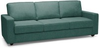 View Dream Furniture 071 Fabric 3 Seater(Finish Color - Green) Furniture (Dream Furniture)