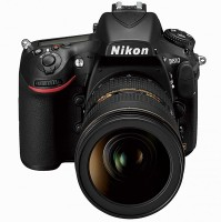 View Nikon D810 24-120mm DSLR Camera(Black) Camera Price Online(Nikon)