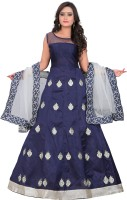 Stitched, Semi-stitched Gown.... - Up to 80% Off