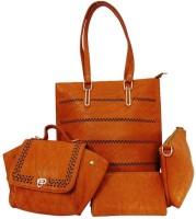 Estoss Hand-held Bag(Brown)