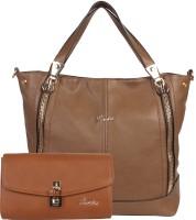 Luvoksi Shoulder Bag(Brown)