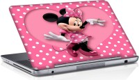View Shopmania Mickey Vinyl Laptop Decal 15.6 Laptop Accessories Price Online(Shopmania)