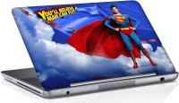 View Shopmania Flying jatt Vinyl Laptop Decal 15.6 Laptop Accessories Price Online(Shopmania)