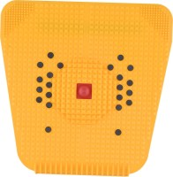 ACUPRESSURE ACP_102 Magnet Pyramids Pain Relief Mat Massager(Yellow) - Price 144 50 % Off