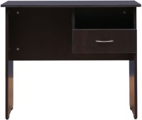 View Fullstock Classy Engineered Wood Study Table(Free Standing, Finish Color - Wenge) Furniture (FULLSTOCK)