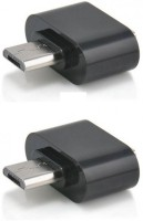 View YTM USB, Micro USB OTG Adapter(Pack of 2) Laptop Accessories Price Online(YTM)