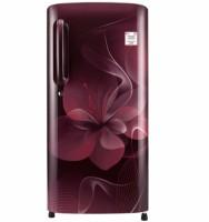 LG 190 L Direct Cool Single Door Refrigerator(Scarlet Dazzle, GL-B201ASDX)   Refrigerator  (LG)