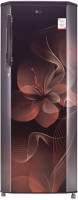 LG 270 L Direct Cool Single Door Refrigerator(Hazel Dazzle, GL-B281BHDX)