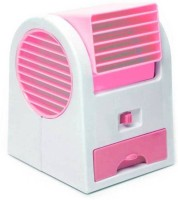 View Any Time Buy Mini Cooler usb2589 USB Fan(Pink) Laptop Accessories Price Online(Any Time Buy)