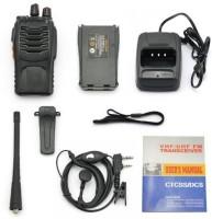 View Mobspy 2pcs Mobspy-888s 5 WWTT0115 Walkie Talkie(Black) Home Appliances Price Online(Mobspy)