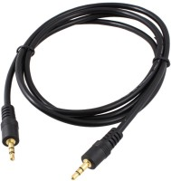 AFED AUX Male to Male 1.5 Meter Cable 570937 AUX Cable(Black)