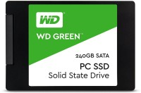 WD WD GREEN 240 GB Laptop Internal Solid State Drive (WDS240G1G0A-00SS50)   Computer Storage  (WD)