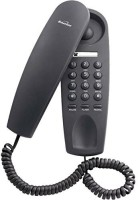 View Binatone BT_T1 Corded Landline Phone(Black, White) Home Appliances Price Online(Binatone)