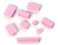 View Pashay USB Pink Anti-dust Plug(Laptop Pack of 9) Laptop Accessories Price Online(PASHAY)