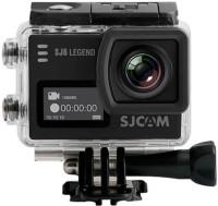 SJCAM SJ6 LEGEND 2  LCD Touch Screen 2880  2160 4K Action Camera Novate. 4K Sports & Action Camera(Black)