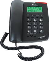 View Binatone SPIRIT 500N Corded Landline Phone(Black) Home Appliances Price Online(Binatone)