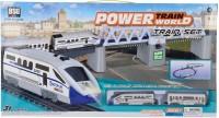 Power Train TurboS Train Set - Bridge(2184)(Blue and Red)