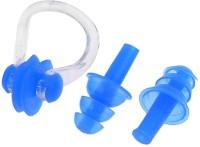KAAS Essential Ear Plug & Nose Clip(Blue)