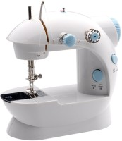 View AVMART Portable 4 in 1 mini sewing machine with adapter Electric Sewing Machine( Built-in Stitches 1) Home Appliances Price Online(AVMART)