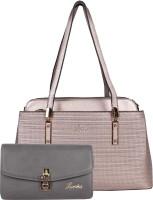 Luvoksi Shoulder Bag(Silver)