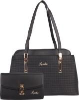 Luvoksi Shoulder Bag(Black)