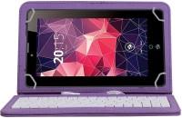Jkobi KEYBOARDPURPLET143 Wired USB Tablet Keyboard(Purple)