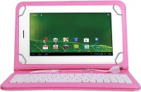 Jkobi KEYBOARDPINKT121 Wired USB Tablet Keyboard(Pink)