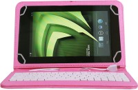 Jkobi KEYBOARDPINKT02 Wired USB Tablet Keyboard(Pink)