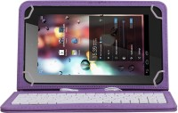 Jkobi KEYBOARDPURPLET83 Wired USB Tablet Keyboard(Purple)