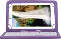 Jkobi KEYBOARDPURPLET131 Wired USB Tablet Keyboard(Purple)