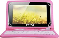 Jkobi KEYBOARDPINKT18 Wired USB Tablet Keyboard(Pink)