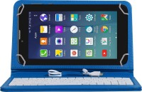 Jkobi KEYBOARDBLUET156 Wired USB Tablet Keyboard(Blue)