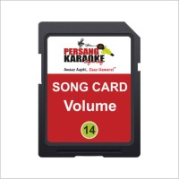 Persang Karaoke Volume-14 8 GB SD Card Class 6 4 MB/s  Memory Card